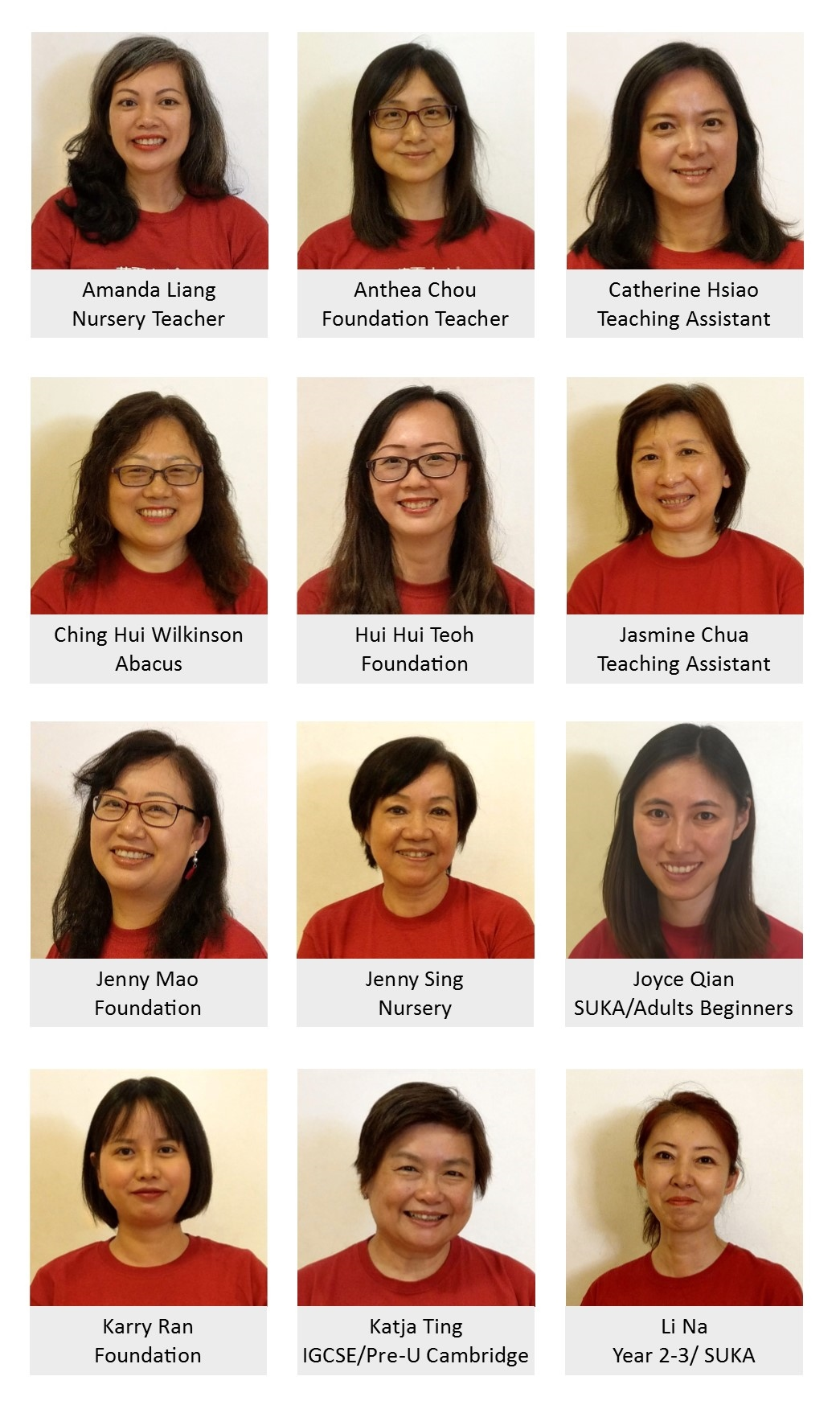 Our Team photos 1